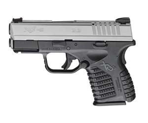 HS XDS-9 -3,3″ SS