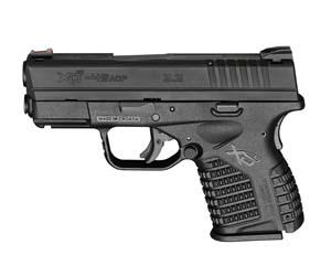HS XDS-45 -3,3″ BLACK