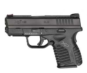 HS XDS-9 -3,3″ BLACK