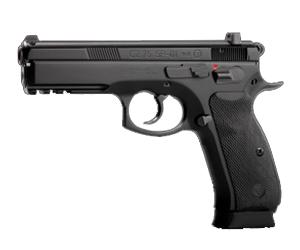 CZ 75 SP-01 9mm LUG