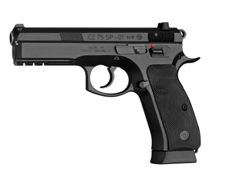CZ 75 SP-01 Shadow1