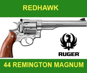 RUGER REDHAWK 7,5″ 44 MAGNUM