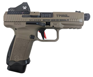 Canic TP9SF COMBAT FDE