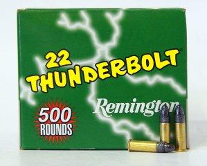 22 LR THUNDERBOLT 500ks