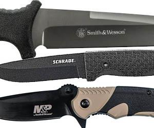 Nože nejen do přírody