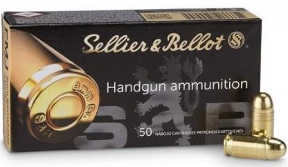 SB revolverové a pistolové