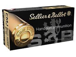 9mm LUGER SP 100grs S&B