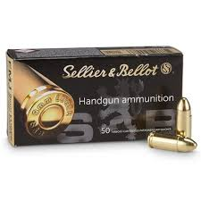 9mm BROWNING S&B