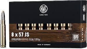 RWS 8×57 JS EVO