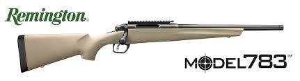 Remington 783 HB FDE .308W