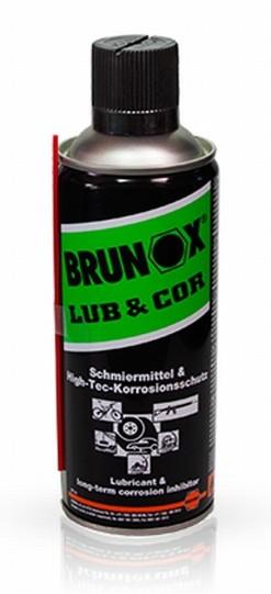 BRUNOX LUB & COR 400ML
