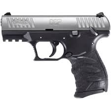 WALTHER P22QD  22LR nickel