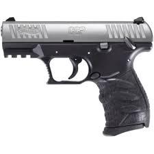 WALTHER P22QD  22LR nickel