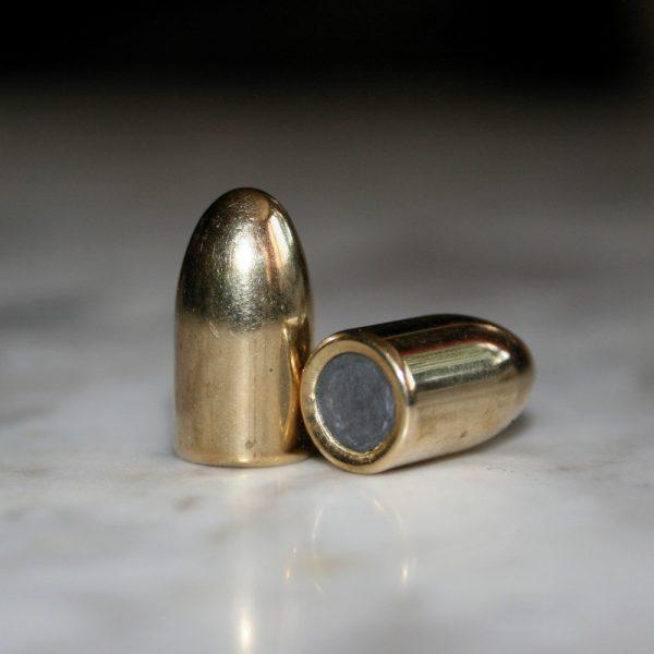 střela 9mm 147 grs
