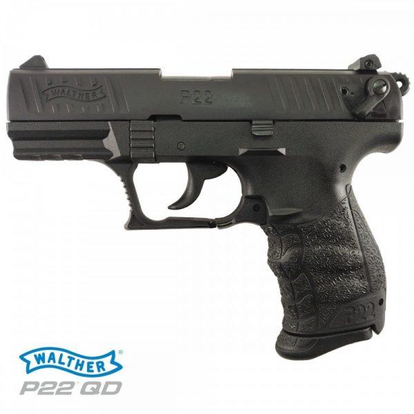 WALTHER P22QD  22LR