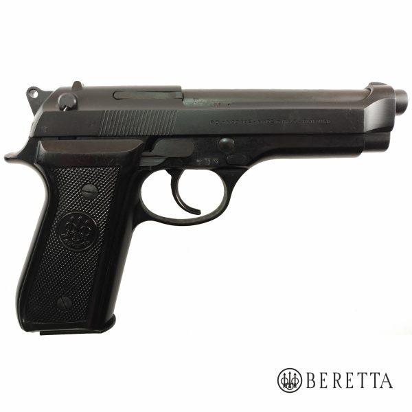 Beretta 92S, hlaveň 4,9″