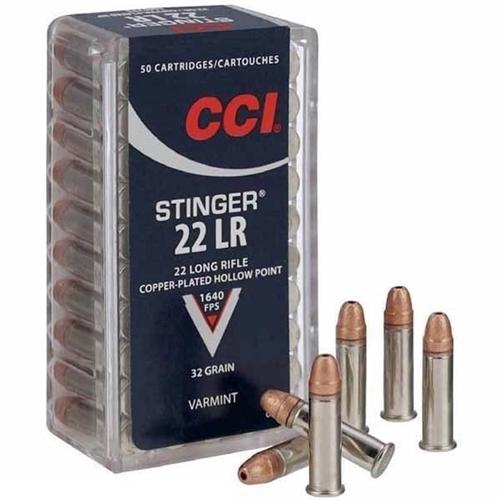 22LR CCI  STINGER
