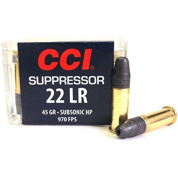 22LR CCI  SUPRESSOR