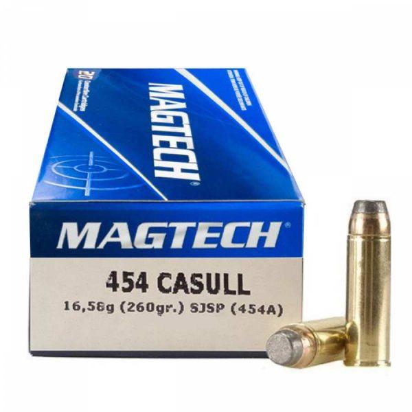 Magtech 454 Casull SJSP