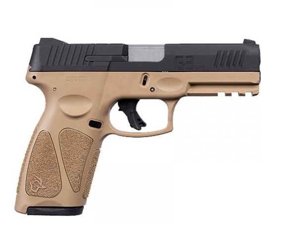 TAURUS G3 4″ 9 Luger