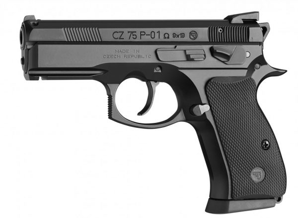 CZ 75 P-01 Ω