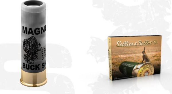 SB 12/76 Buck Shot  MAGNUM