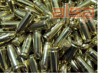 ALSA PRO náboj 9 mm LUGER 8g/124gr remanufaktured