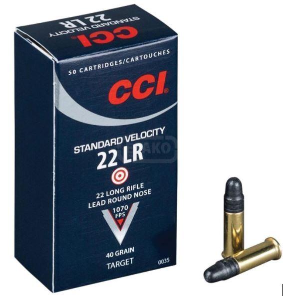 CCI 22LR STANDART
