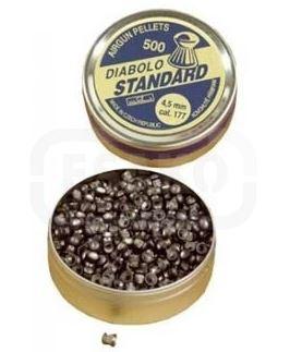 Diabolky Standard – 4,5mm