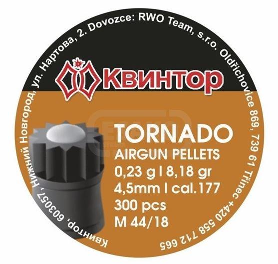 Diabolo Kvintor Tornado  4,5mm
