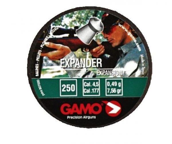 Gamo Expander diabolky 4,5mm balení 250 ks