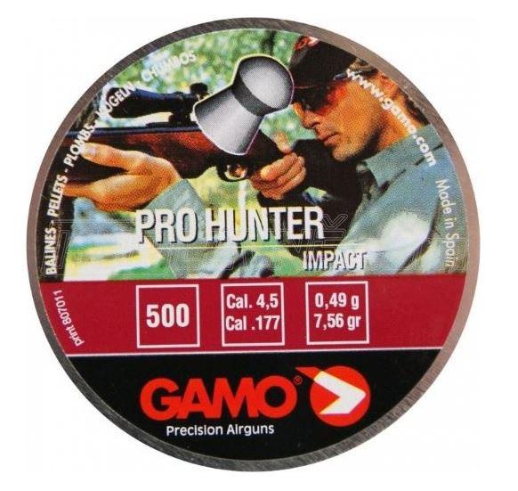 Gamo PRO-HUNTER diabolky 4,5 balení 500 ks