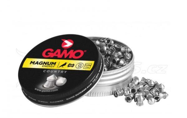 Gamo PRO-MAGNUM energy diabolky 4,5mm balení 250 ks