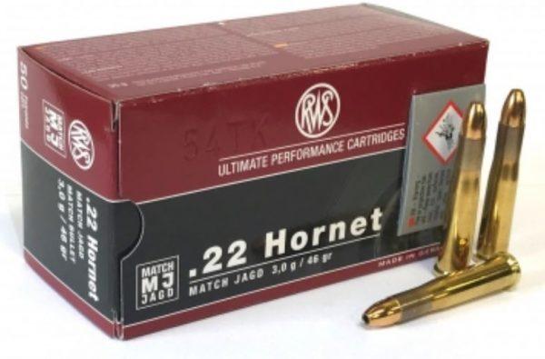RWS .22 HORNET Match Jago