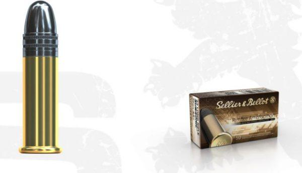 SB 22LR SUBSONIC 40grs/ 2,56 gr