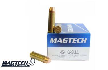 MAGTECH 454 Casull FMJ FLAT (454A) 16,85g 260grs
